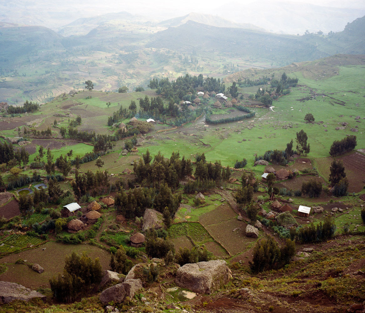 Trekking The Wollo Highlands